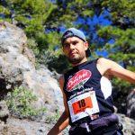 Diego Camacho en la Transvulcania