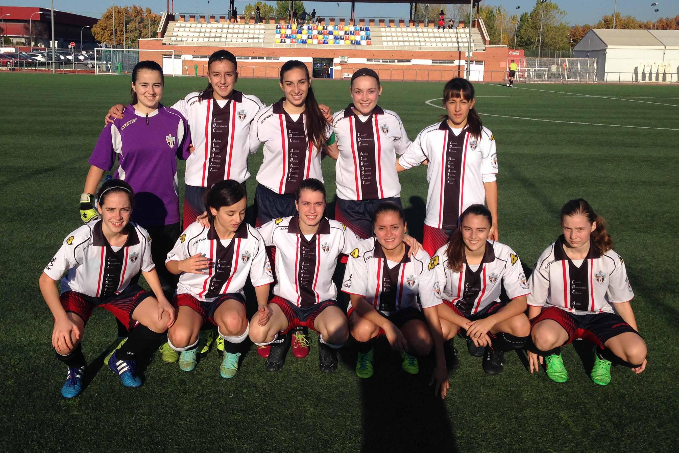 Dinamo Guadalajara B - CD Al-Basit B