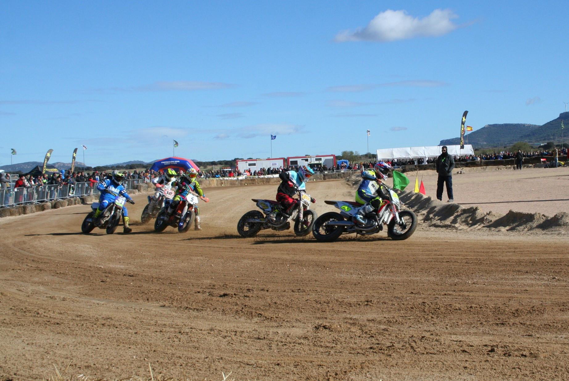 Dirt Track Star Riders de Alatoz