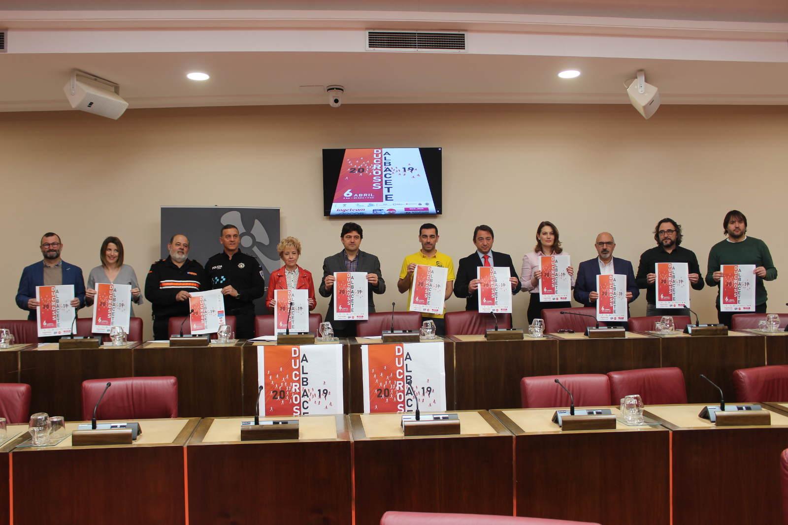 Presentación del III Duatlón Cross Ciudad de Albacete