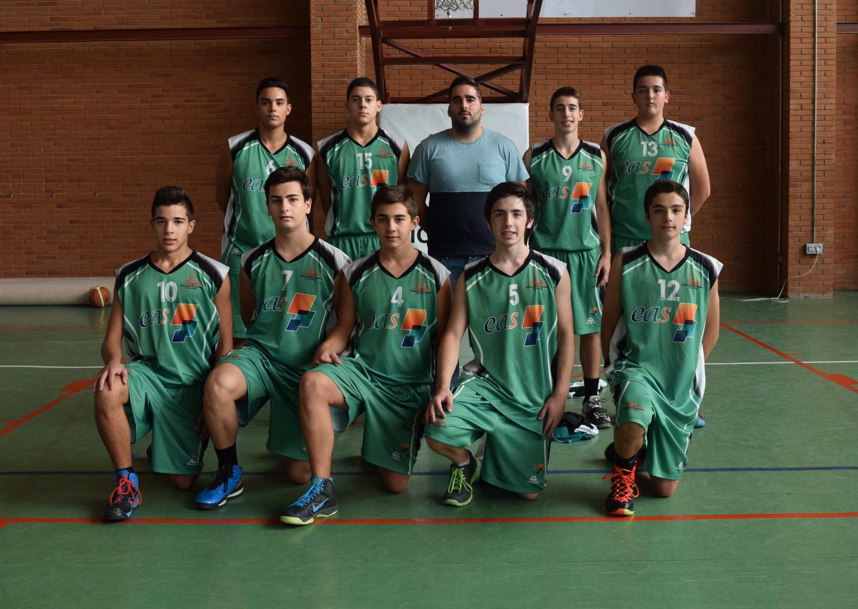 EAS CP La Roda temporada 2015-2016