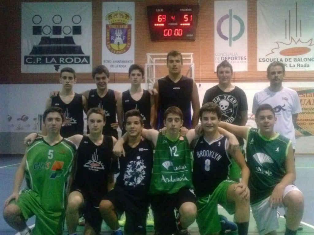 EAS CP La Roda