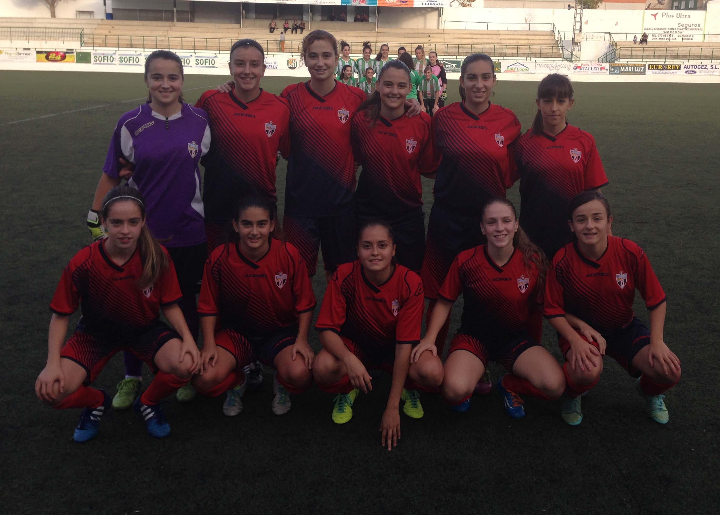 EFD Quintanar del Rey - CD Al-Basit B