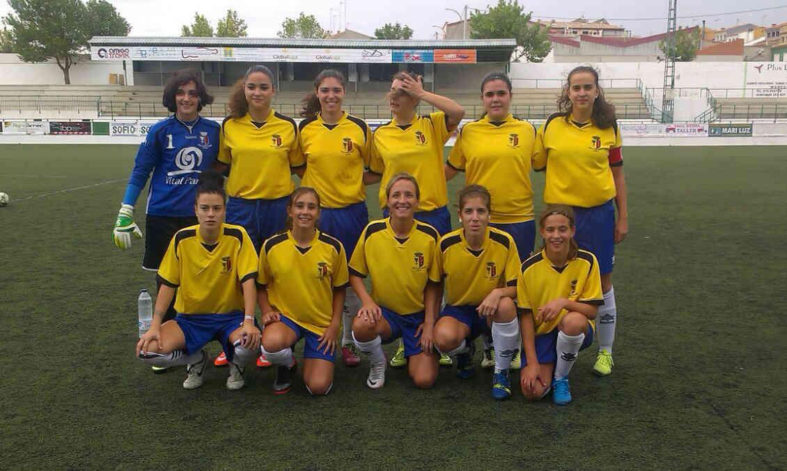 EFD Quintanar del Rey - CFF Albacete B