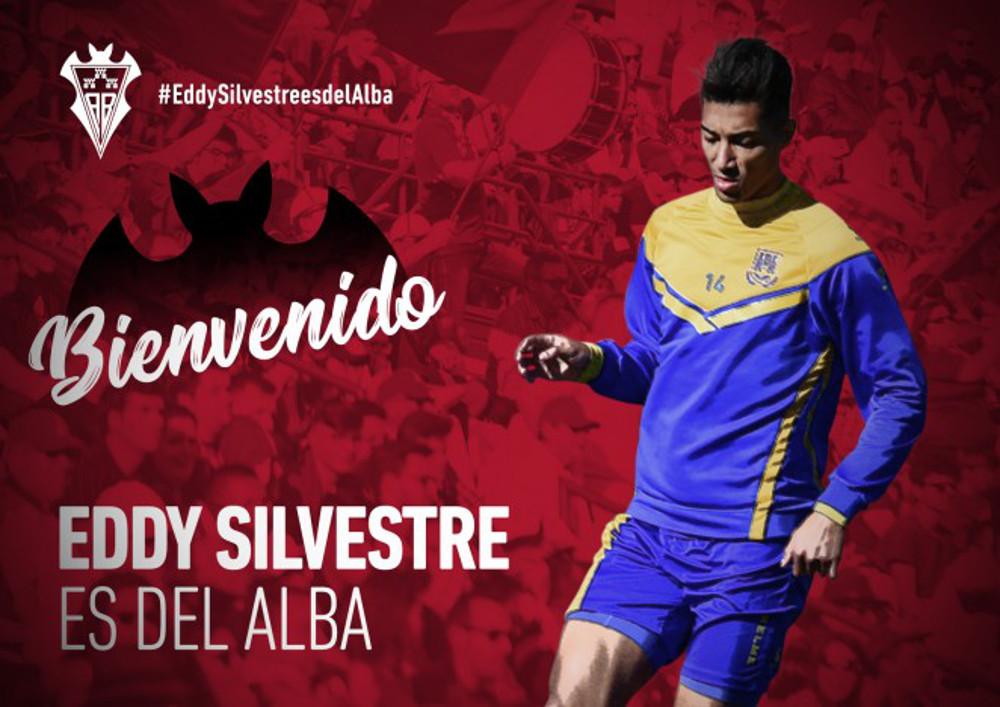 Eddy Silvestre