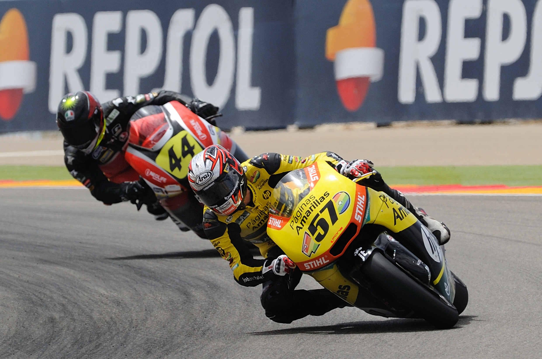 Edgar Pons, Moto2 (Foto: FIM CEV Repsol)