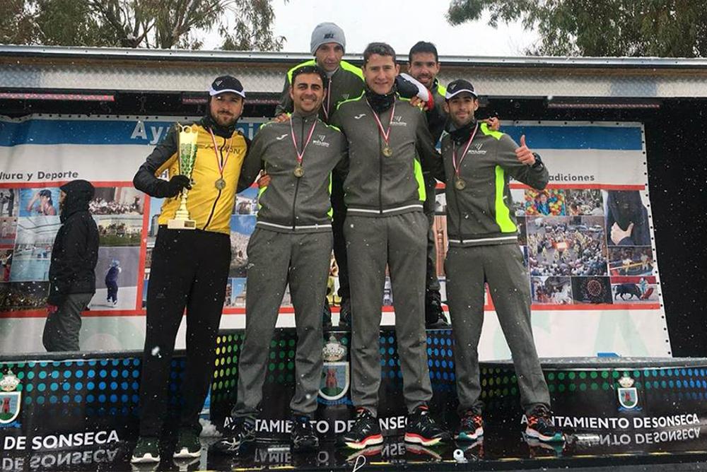 Ekuon El Conchel Sport Team en Sonseca
