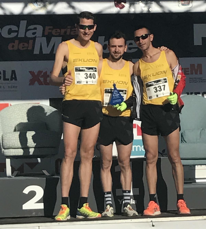 Ekuon El Conchel Sport Team en Yecla