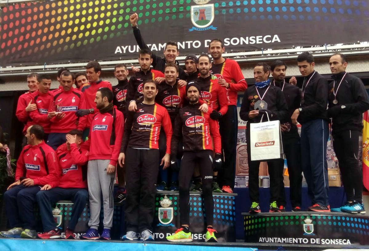 El Conchel Racing-Diputación Albacete en Sonseca