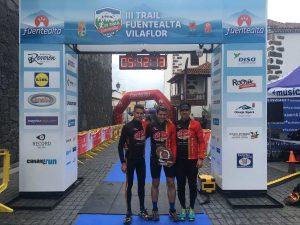 El Conchel Racing en el Trail de Tenerife