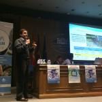 El Doctor Vicente Ferrer en plena charla (Foto: Prodepor)