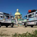 El Quijote Team a su paso por Kazan