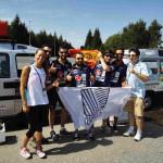 El Quijote Team a su paso por Kazan con Gemma Mengual