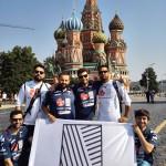 El Quijote Team a su paso por Rusia en el Mongol Rally
