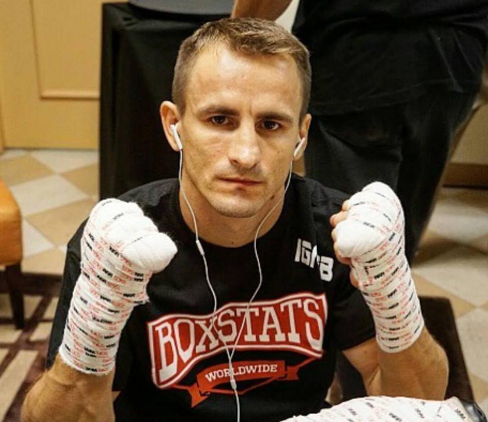 El boxeador Petr 'El Zar' Petrov