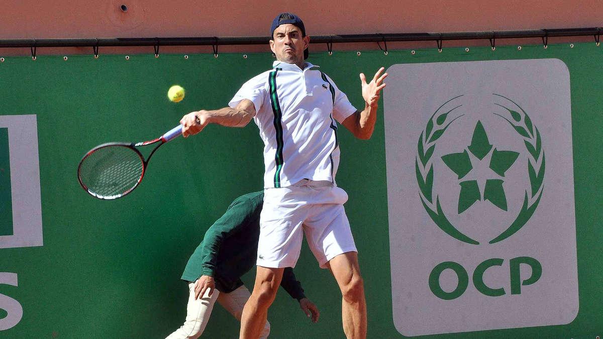 El tenista rodense Guillermo García López