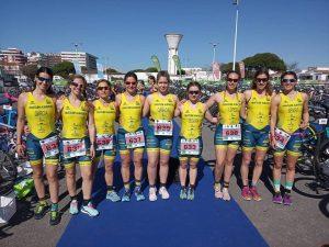Equipo Femenino del Triatlón Albacete