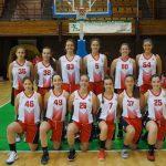 Equipo Junior Femenino del Club Baloncesto EBA