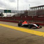 Equipo Manor en el Circuito de Albacete