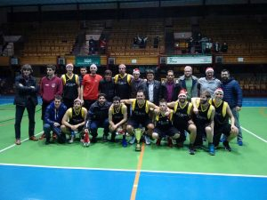 Equipo campeón de la Copa IMD 2016
