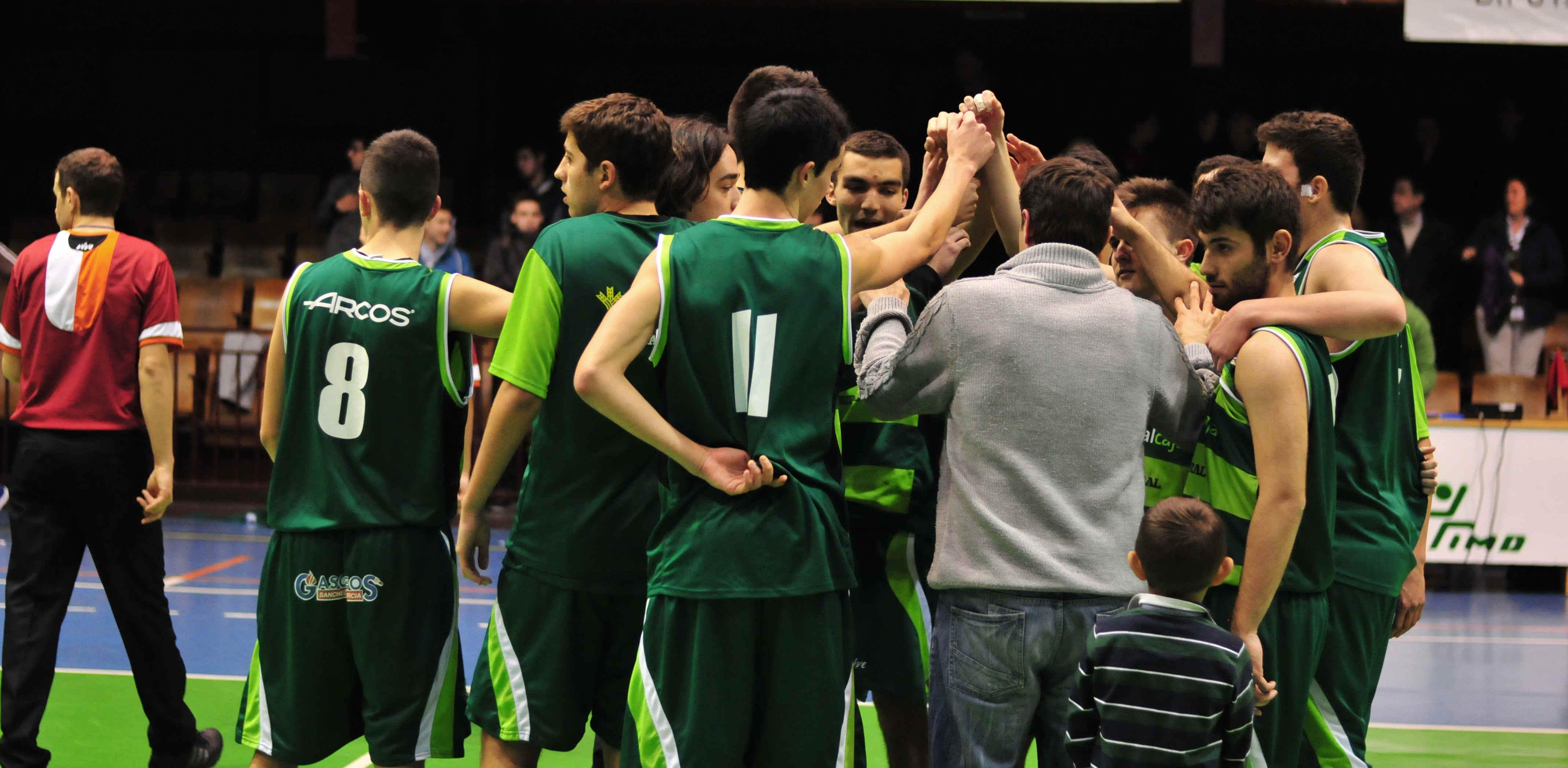 Equipo Junior Especial del Albacete Basket