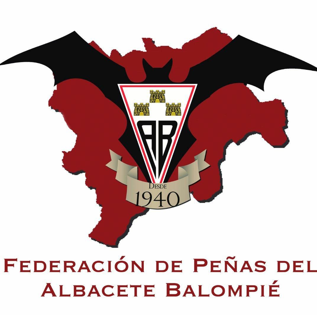 Escudo Federación de Peñas del Albacete Balompié
