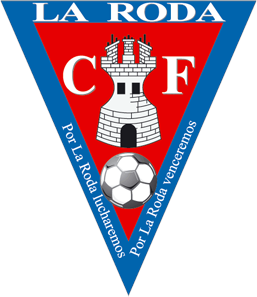 Escudo de La Roda CF