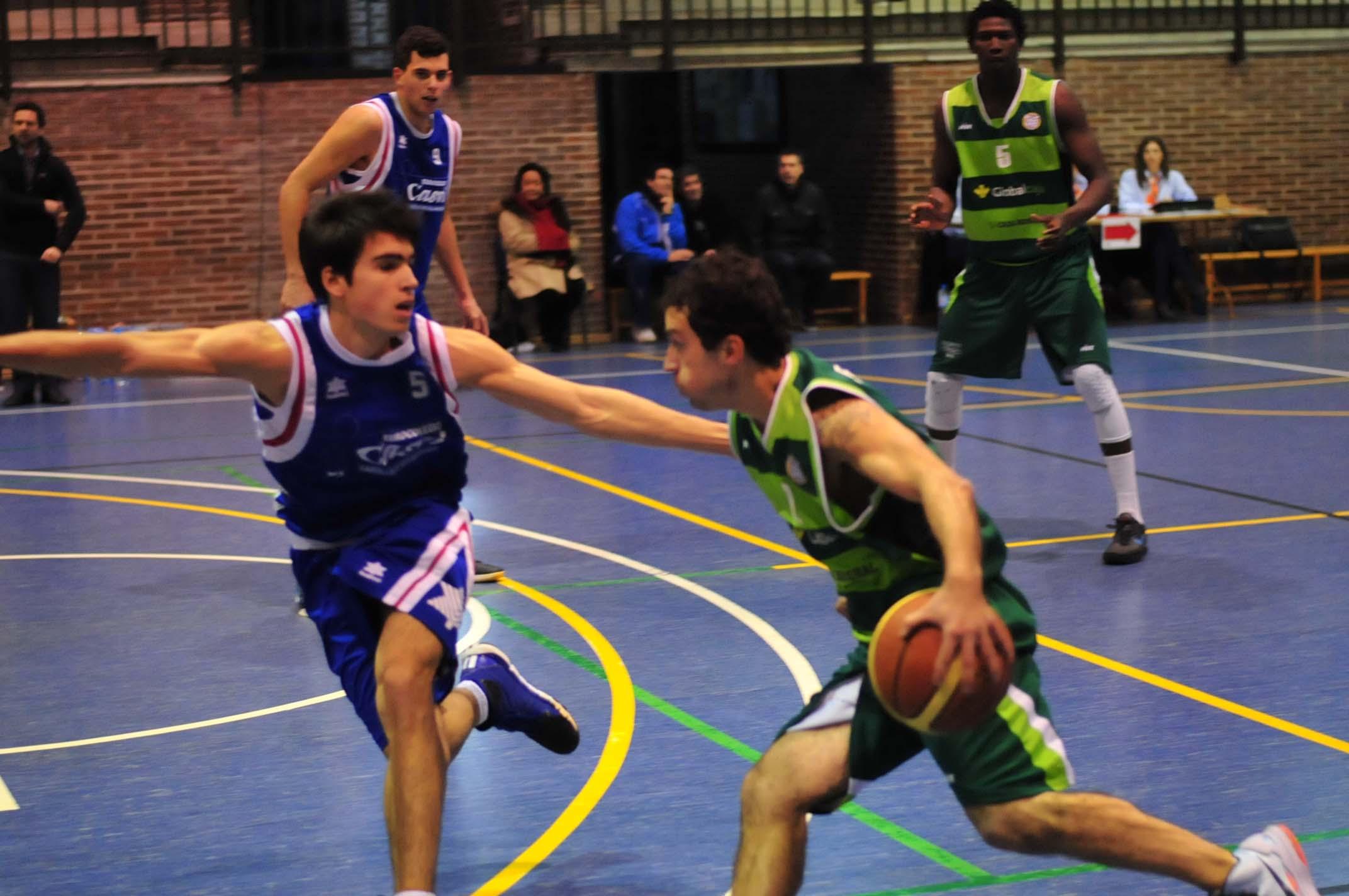 Eurocolegio Casvi - Albacete Basket 2 (Foto: Fito Díaz)
