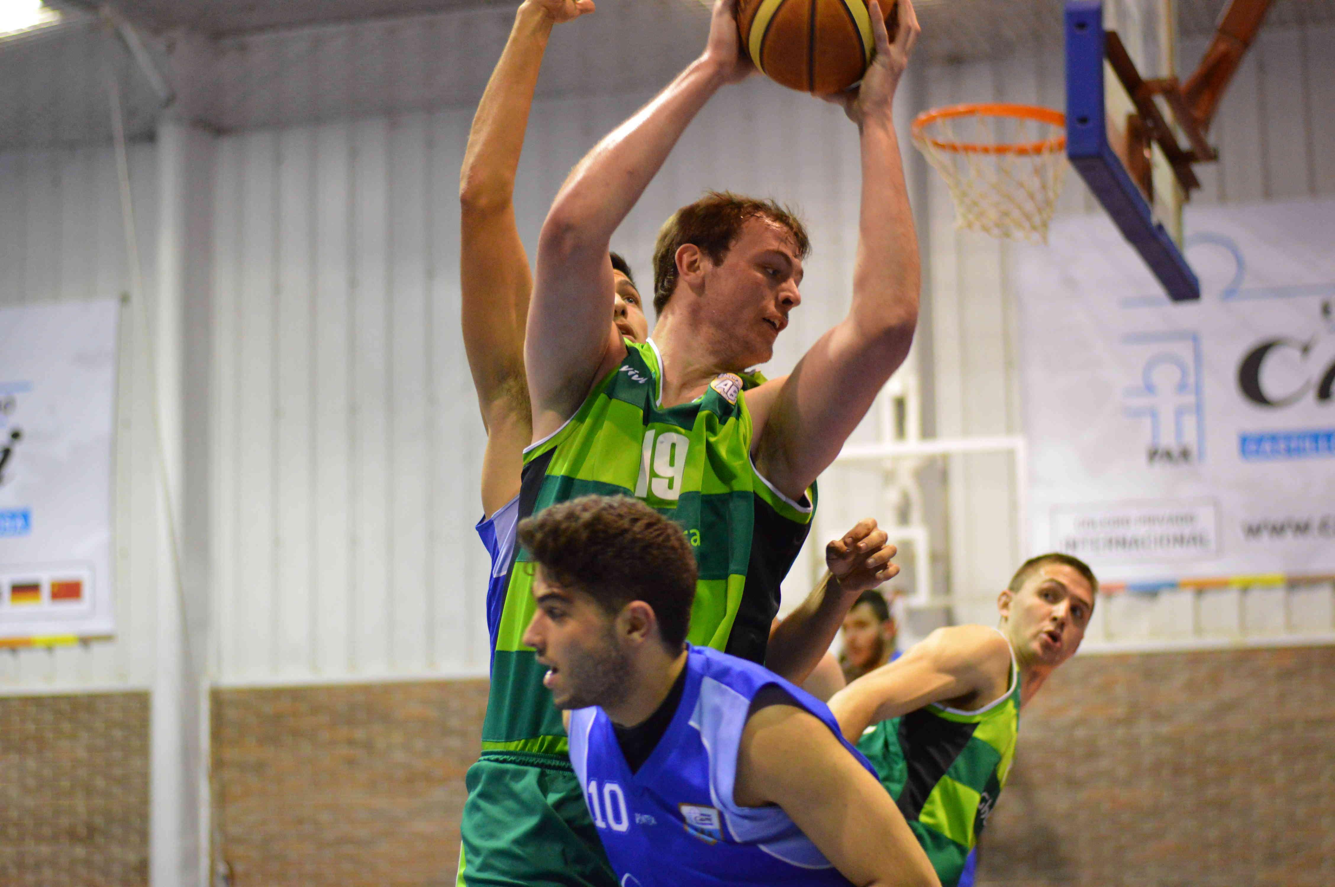 Eurocolegio Casvi - Albacete Basket (Foto: Juan Luis Serrano)