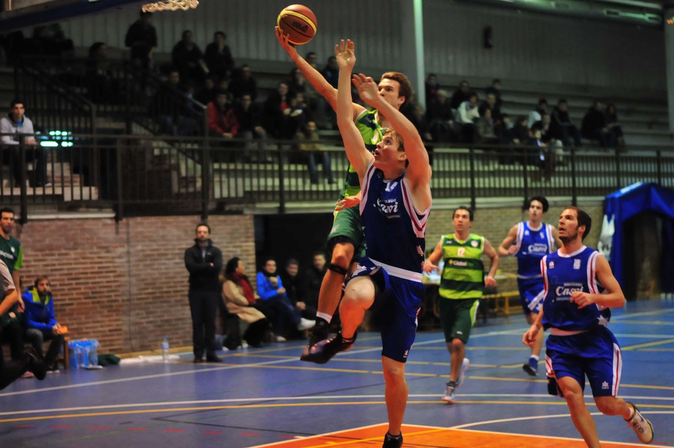 Eurocolegio Casvi - Albacete Basket (Foto: Fito Díaz)