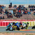 European Talent Cup en el Circuito de Albacete