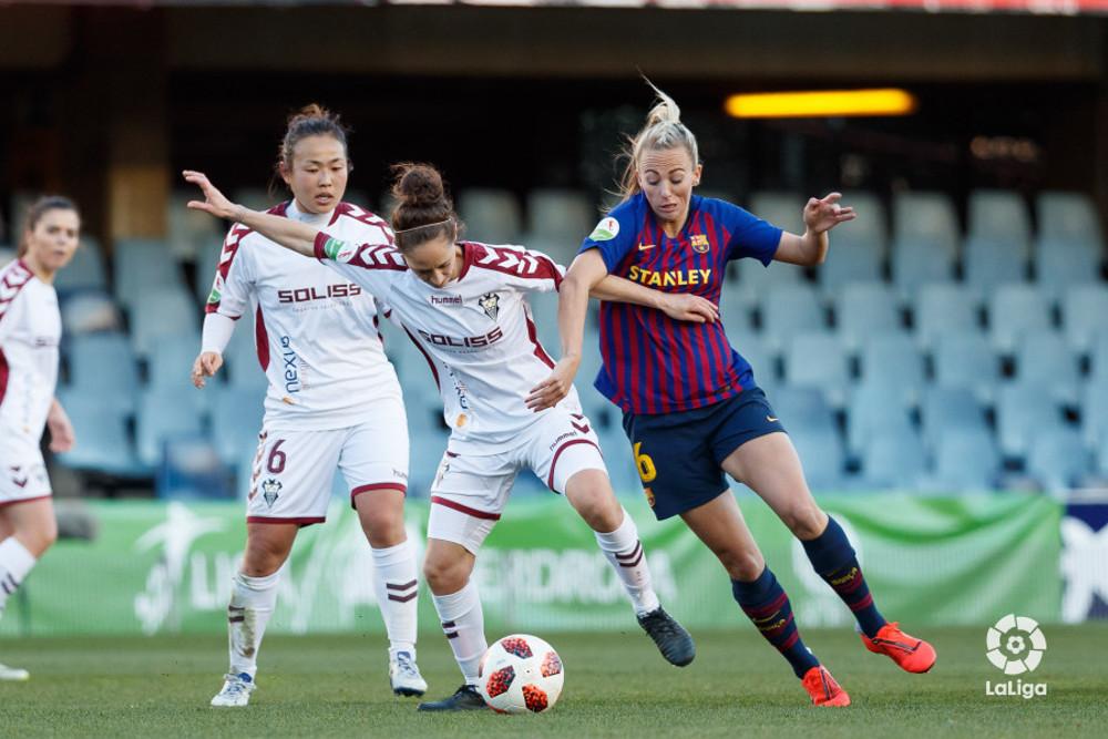 FC Barcelona - Fundación Albacete Femenino