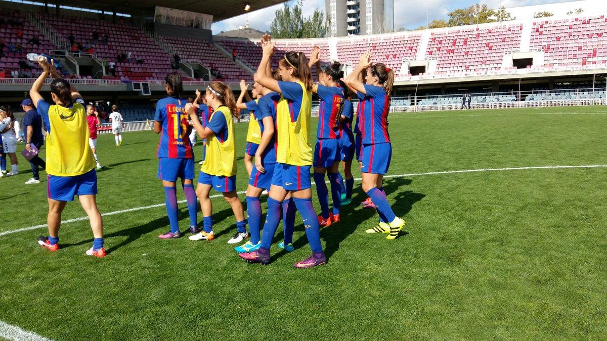 FC Barcelona - Fundación Nexus Albacete