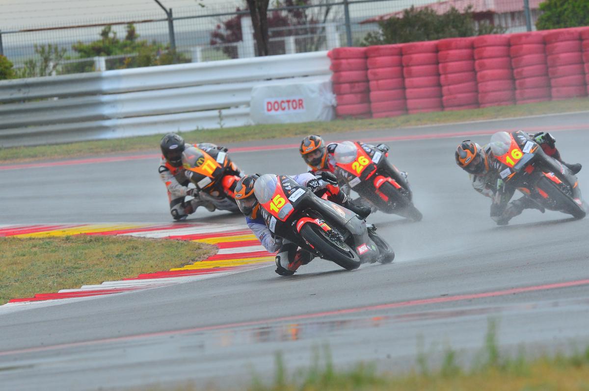 FIM CEV Repsol 2017 en el Circuito de Albacete