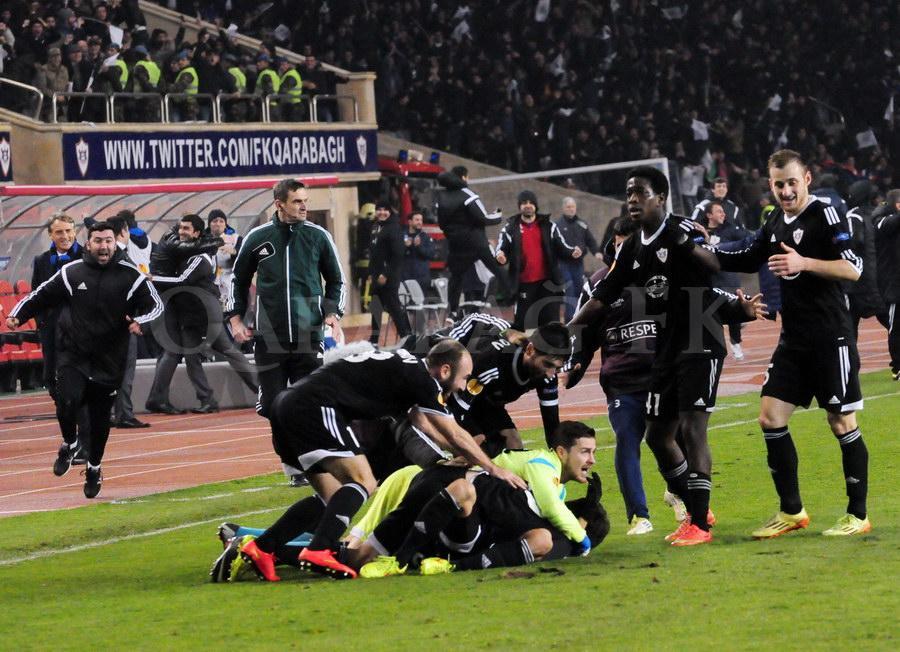 FK Qarabag (Foto: http://qarabagh.com/ )