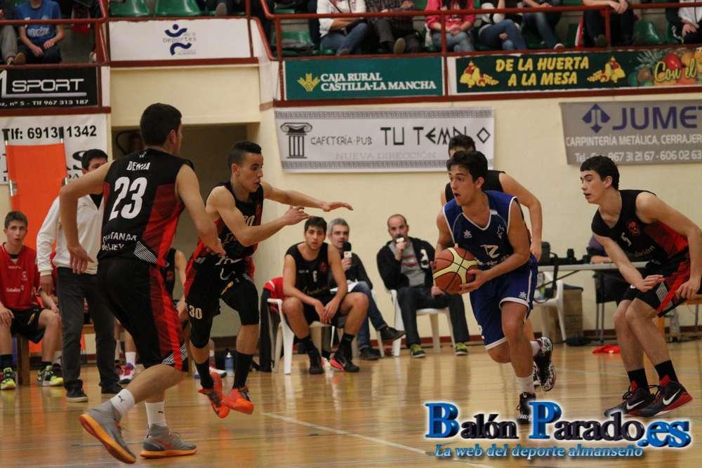 Fase Final Junior CB Almansa - Basket Quintanar