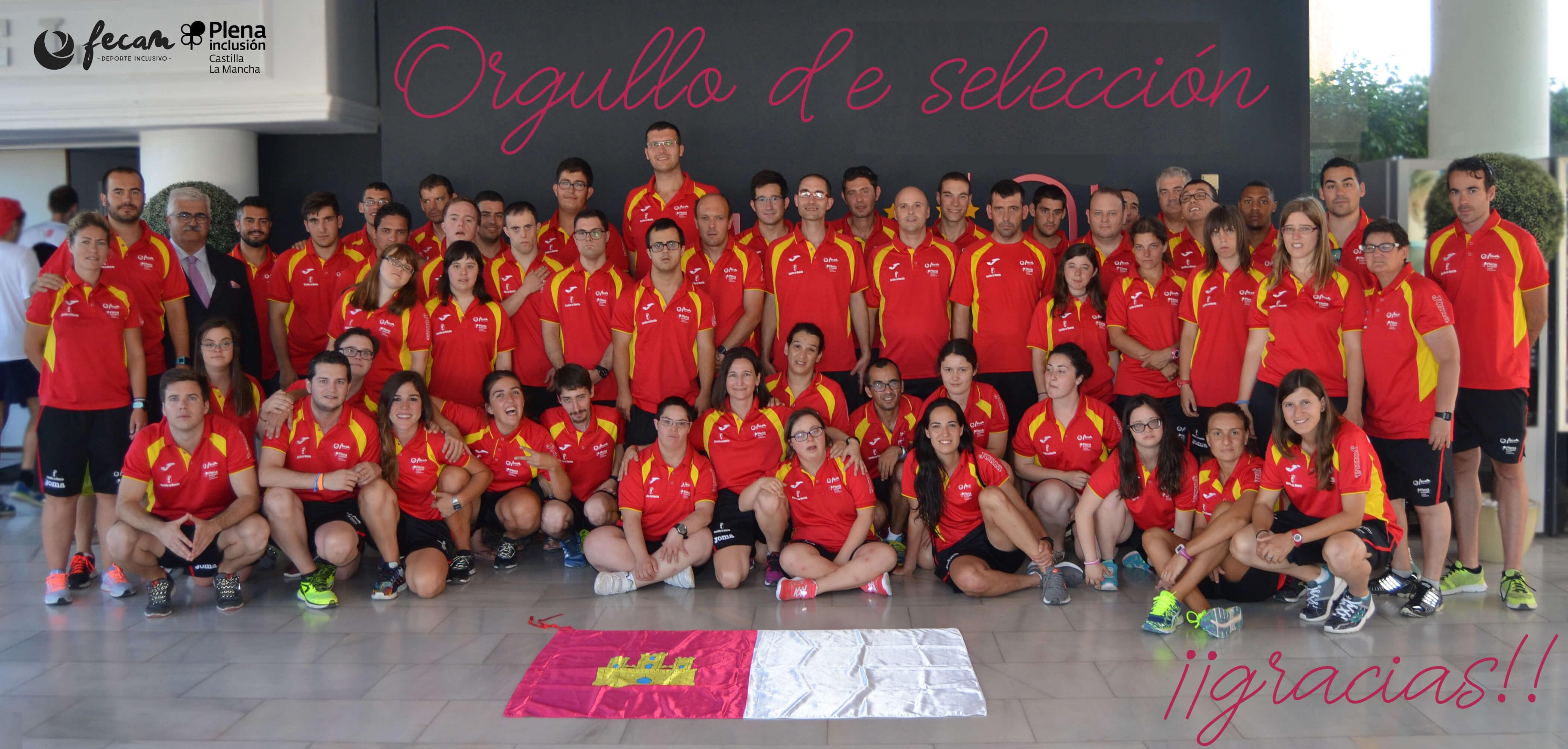 Fecam en el Campeonato de España por Autonomías
