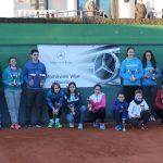 Finalistas VI Open de Tenis Automóviles Villar