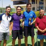 Finalistas del Campeonato Provincial de Veteranos