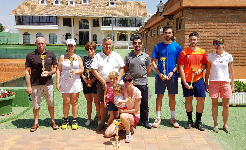 Finalistas del Campeonato Social 2018