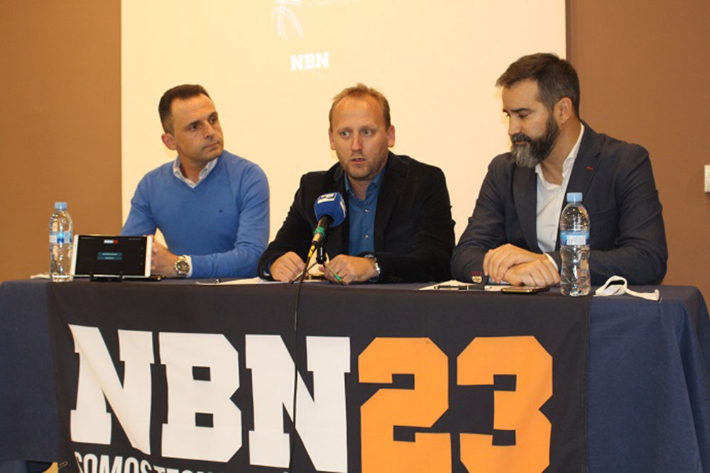 Firma del acuerdo FBCLM - NBN23