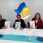 Firma del convenio entre BSR Amiab y Aguas de Albacete