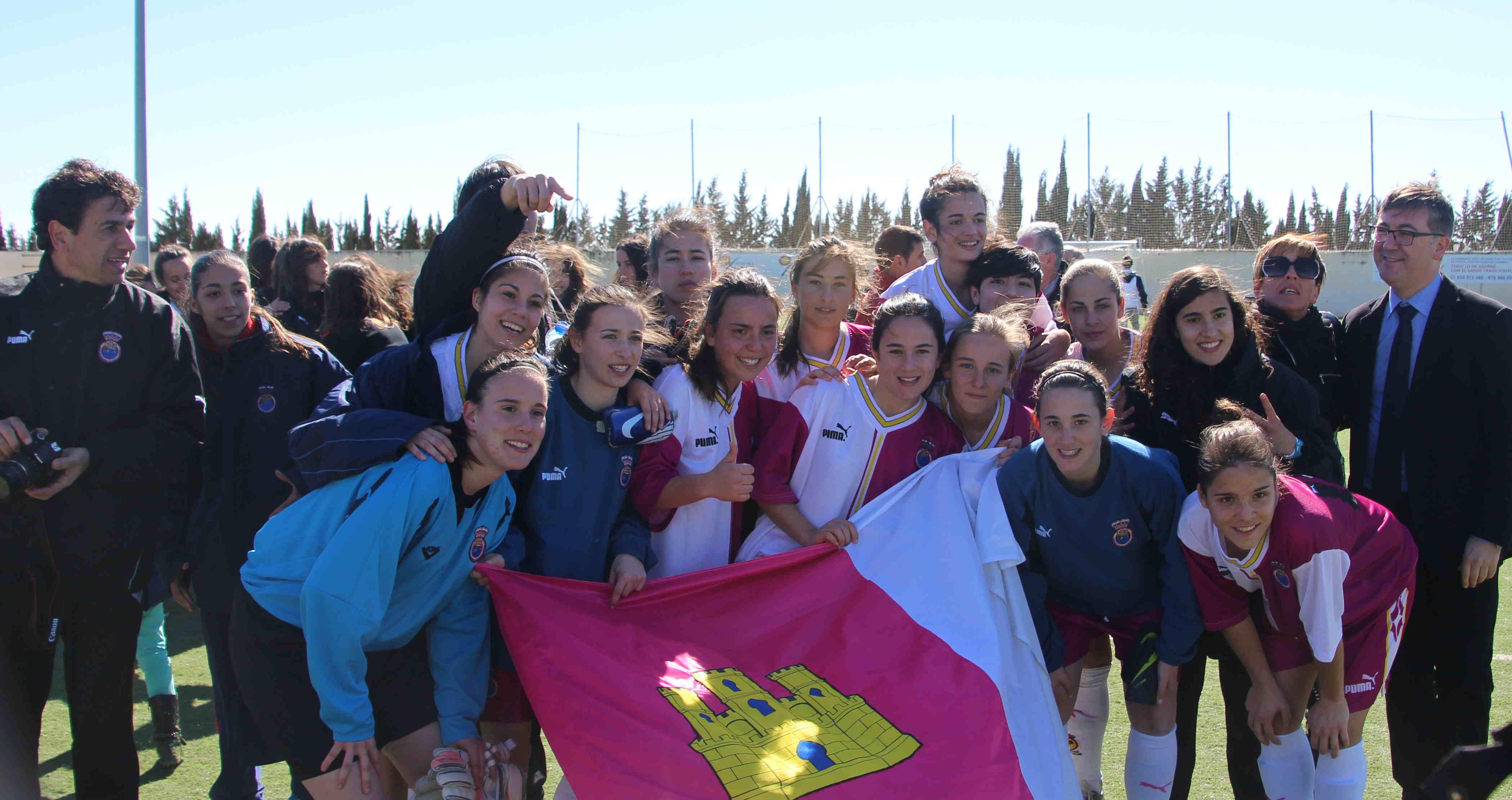 Selección de Castilla-La Mancha