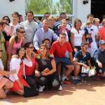 Foto de familia del Torneo Afanion