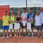 Foto de grupo Torneo Marca Jóvenes Promesas