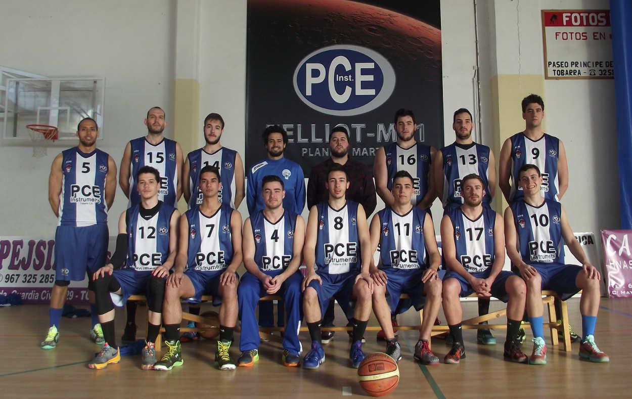 Foto oficial del PCE Instruments Tobarra