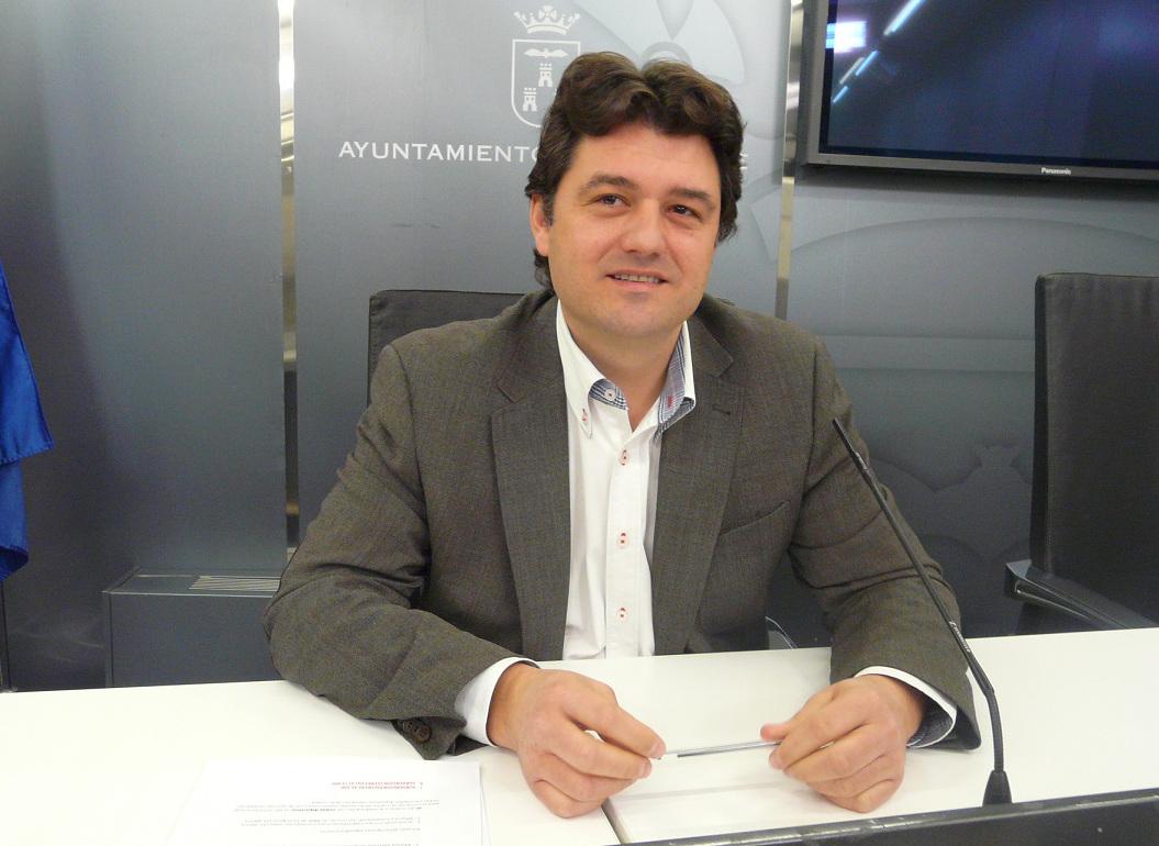 Francisco Navarro, concejal de Deportes del Ayuntamiento de Albacete
