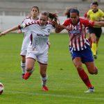 Fundación Albacete Femenino - Atlético de Madrid