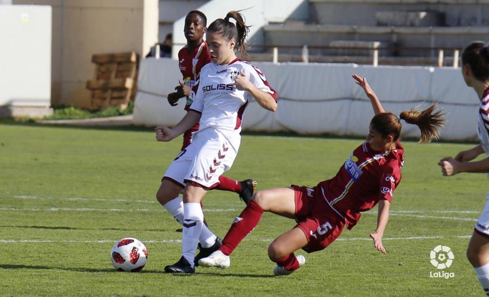 Fundación Albacete Femenino - EDF Logroño