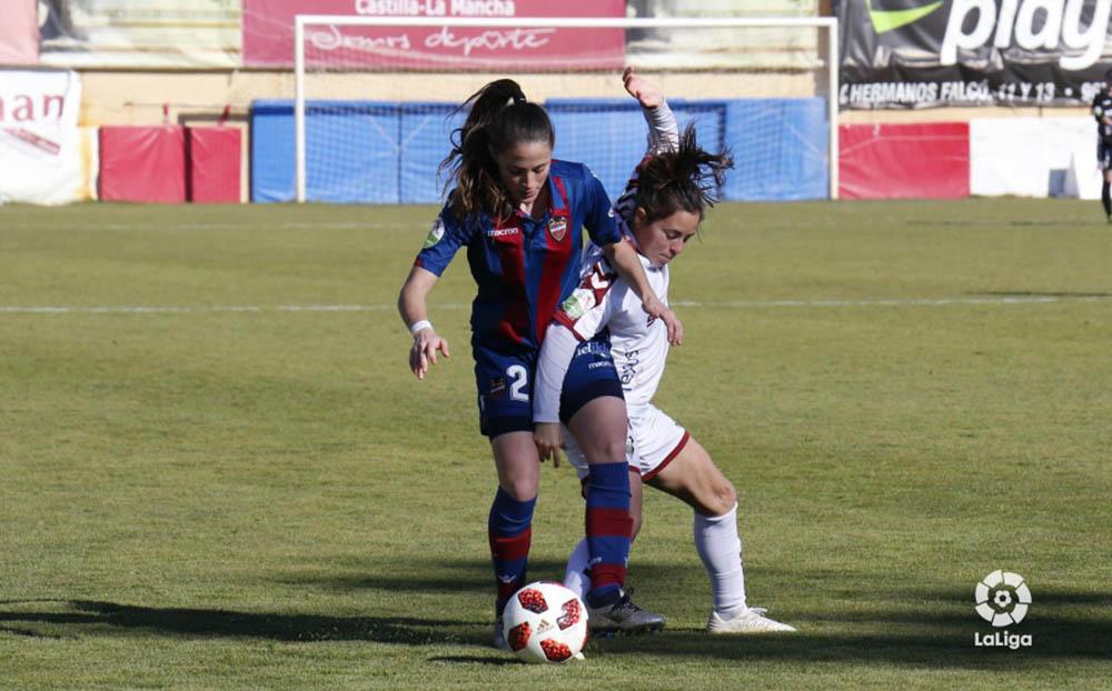 Fundación Albacete Femenino - Levante UD